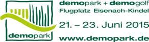 Demopark + Demogolf 2015